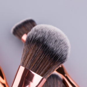 Professional Luxury Rose Gold Makeup Set